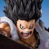 One Piece - Figuarts Zero Monkey D Luffy Gear 4 Snakeman
