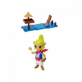 Zelda - Playset Tetra: Ocean Nintendo Microland