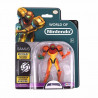 Metroid - Mini Figurine Samus World Of Nintendo