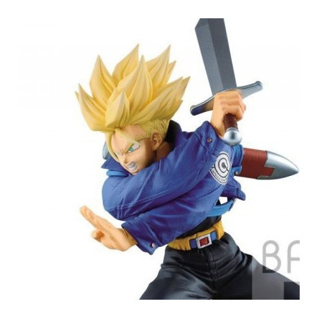 Dragon Ball Z - Figurine Trunks Absolute Perfection Figure image