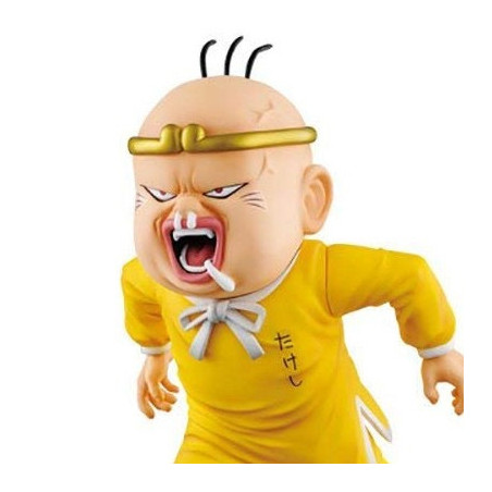Chinyuki - Figurine Yamada Taro DXF image
