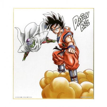 Dragon Ball Super - Shikishi Piccolo & Sangoku Ichiban Kuji VS Existence image