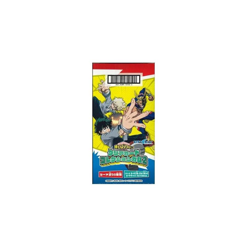 My Hero Academia - Booster Gumy Card My Hero Academia