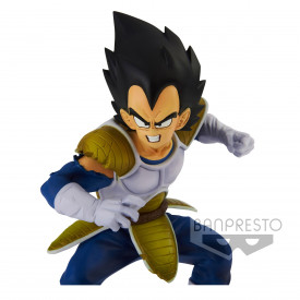 Dragon Ball Z - Figurine Vegeta BWFC Vol 5