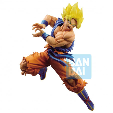 Dragon Ball Super - Figurine Sangoku SSJ Z-Battle Figure