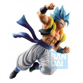 Dragon Ball Super - Figurine Gogeta SSJ God Blue Z-Battle Figure
