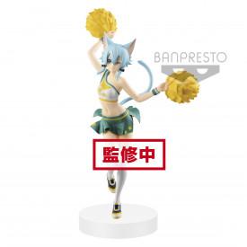 Sword Art Online - Figurine Sinon Cheerleader Memory Defrag EXQ Figure