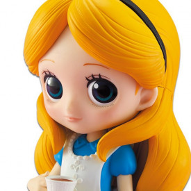 Disney Characters - Figurine Alice Q Posket Sugirly Ver A