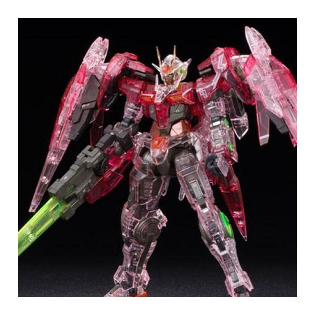 Gundam - Gunpla Expo RG 1/144 00 Raiser Trans Am Clear Version image