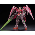 Gundam - Gunpla Expo RG 1/144 00 Raiser Trans Am Clear Version