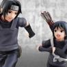 Naruto Shippuden - Figurine Uchiha Sasuke & Itachi G.E.M