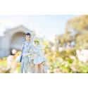 Lupin The Third - Figurine Lupin et Rebecca Wedding Creator X Creator