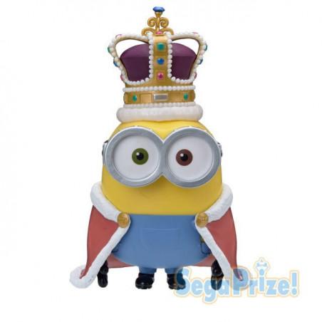 Moi, Moche Et Méchant - Figurine King Bob Minion Pemium Figure