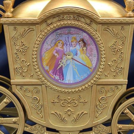 Disney Characters - Horloge Carrosse Princesses Disney image
