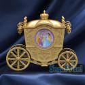 Disney Characters - Horloge Carrosse Princesses Disney