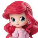 Disney Characters - Figurine Ariel Q Posket Princess Dress Special Color