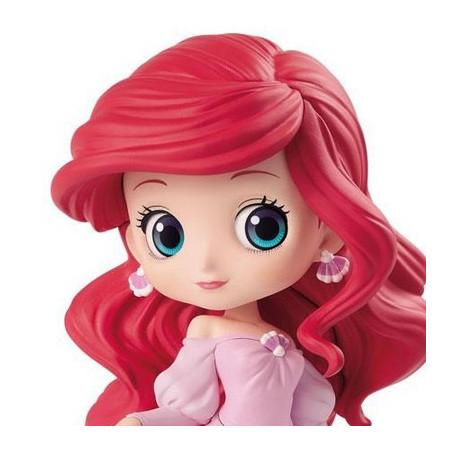 Disney Characters - Figurine Ariel Q Posket Princess Dress Special Color image