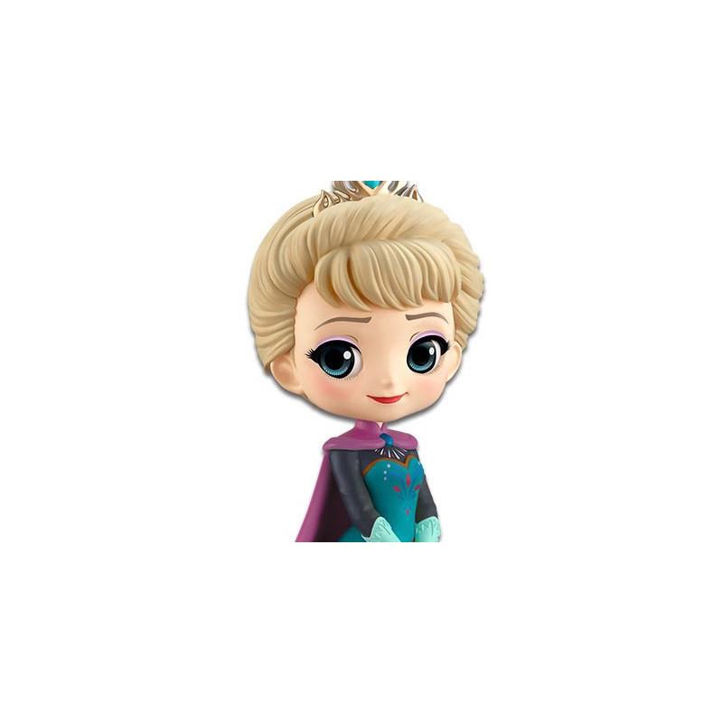 La Reine Des Neiges Q Posket Elsa Coronation Verb
