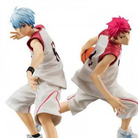 Kuroko No Basket - Figurine Akashi Seijuurou & Kuroko Tetsuya Last Game Ver. Limited Set.