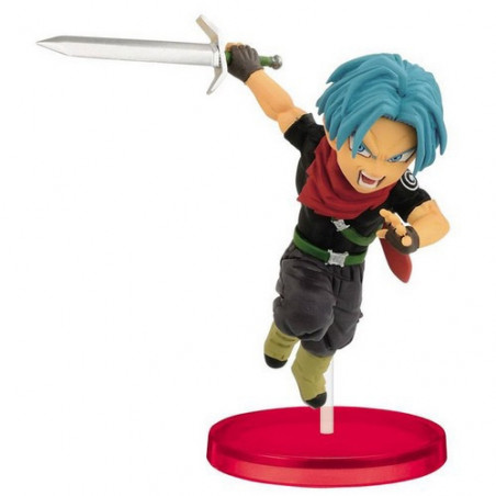 Super Dragon Ball Heroes - Figurine Trunks Du Futur WCF Collection 7th Anniversary Vol.4 image