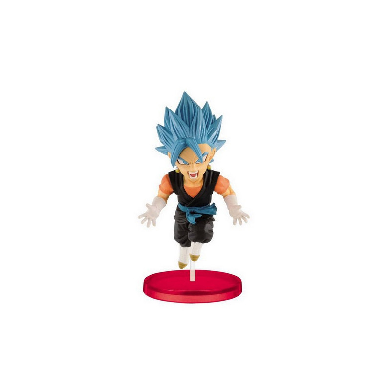 Super Dragon Ball Heroes - Figurine Vegetto SSJ God SS WCF Collection 7th Anniversary Vol.4