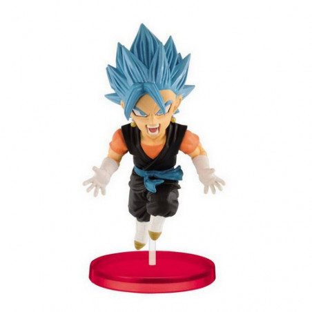 Super Dragon Ball Heroes - Figurine Vegetto SSJ God SS WCF Collection 7th Anniversary Vol.4 image
