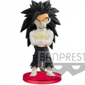 Super Dragon Ball Heroes - Figurine Cumber WCF Collection 7th Anniversary Vol.4