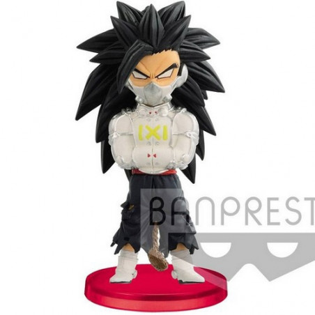 Super Dragon Ball Heroes - Figurine Cumber WCF Collection 7th Anniversary Vol.4 image