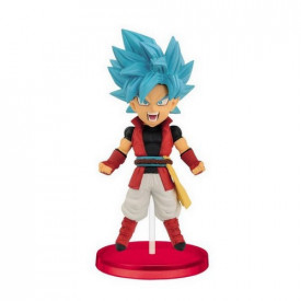 Super Dragon Ball Heroes - Figurine Avatar Saiyan Homme WCF Collection 7th Anniversary Vol.4