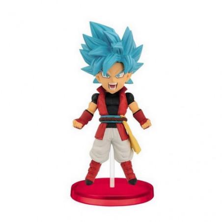 Super Dragon Ball Heroes - Figurine Avatar Saiyan Homme WCF Collection 7th Anniversary Vol.4 image