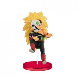 Super Dragon Ball Heroes - Figurine Xeno Bardock SSJ3 WCF Collection 7th Anniversary Vol.4