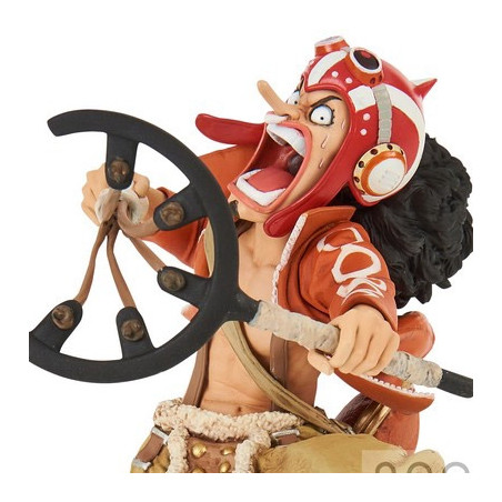 One Piece - Figurine Usopp BWFC Vol 7 image