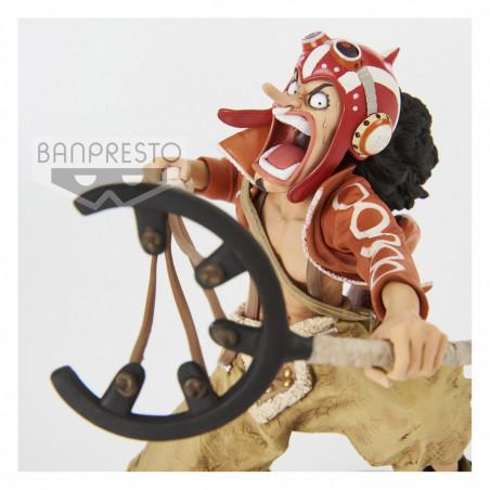 One Piece - Figurine Usopp BWFC Vol 7