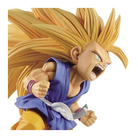 Dragon Ball Super - Figurine Sangoku SSJ3 FES! Vol 10 image
