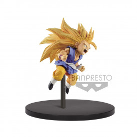 Dragon Ball Super - Figurine Sangoku SSJ3 FES ! Vol 10