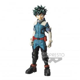 My Hero Academia - Figurine Izuku Midoriya Grandista