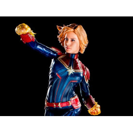 Captain Marvel - Figurine Captain Marvel BDS Art 1/10