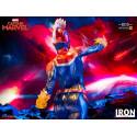 Captain Marvel - Figurine Captain Marvel BDS Art 1/10