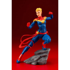 Captain Marvel - Figurine Captain Marvel ARTFX+ 1/10