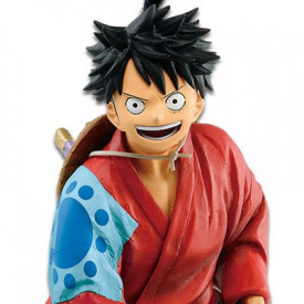 One Piece - Figurine Monkey D Luffy Japanese Style Figure