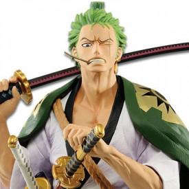 One Piece - Figurine Roronoa Zoro Japanese Style Figure