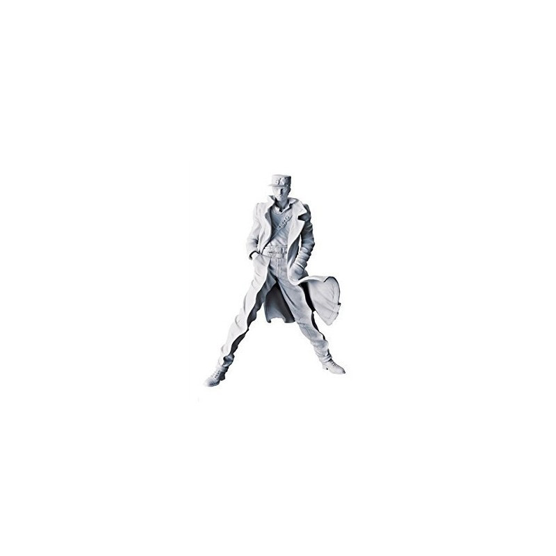 Jojo's Bizarre Adventure - Figurine Jotaro Kujo Diamond Is Unbreakable Figure Gallery 7 Special Color