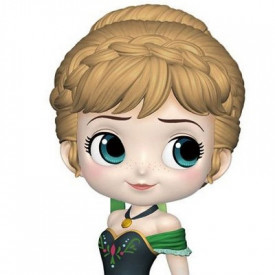 Disney Characters - Figurine Anna Q Posket Coronation Ver. B