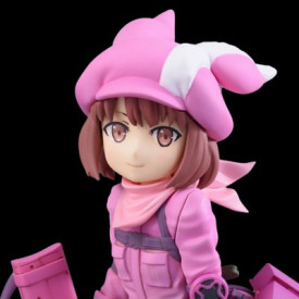Sword Art Online Alternative Gun Gale Online - Figurine Llenn PM Figure