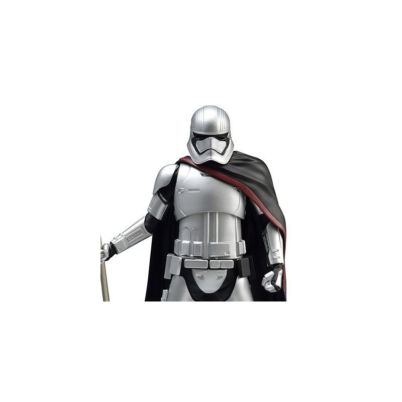 Star Wars Viii Figurine Captain Phasma Premium Figure Chibi