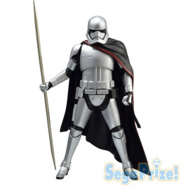 Star Wars VIII - Figurine Captain Phasma Premium Figure