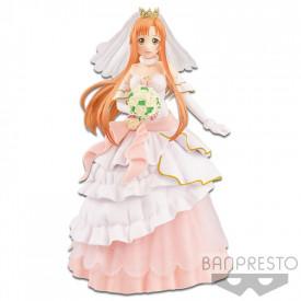 Sword Art Online Code Register – Figurine Asuna Wedding EXQ