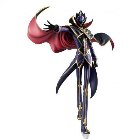 Code Geass : Resurrection Lelouch - Figurine Lelouch Zero G.E.M 1/8
