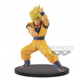 Dragon Ball Super - Figurine Sangoku SSJ Chosenshi Retsuden Vol 1