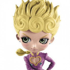 Jojo's Bizarre Adventure Golden Wing - Figurine Giorno GiovannaQ Posket Ver A